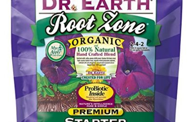 The perfect fertilizer for your cactus and succulents is Dr. Earth 701P Organic 2 Starter and Transplant Fertilizer.